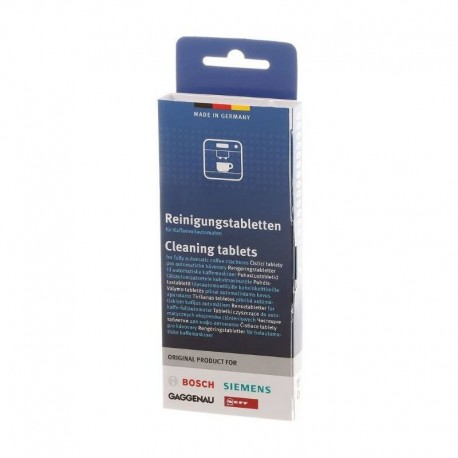 Таблетки для очистки от эфирных масел - 00311969