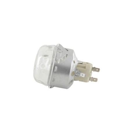Лампа в комплекте с цоколем и крышкой - 00658468