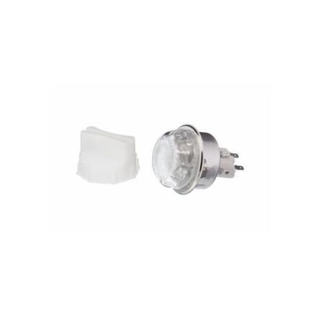 Лампа с в сборе с цоколем - 00420775