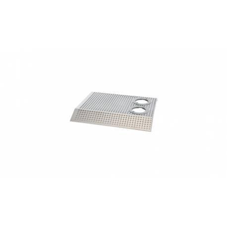 Металлический фильтр вытяжки - 00437733
